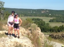 The ladies at the top of the Man Maker
